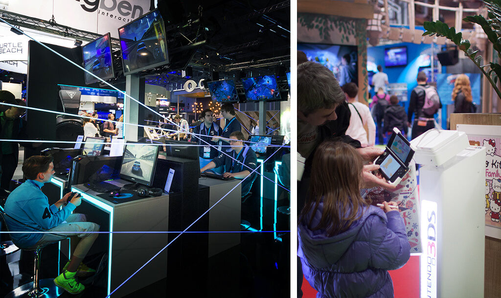 Bigben Group - Fairs - Gamescom 2014 / PGW Junior 2014