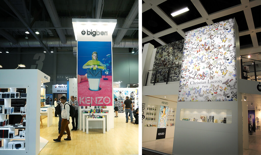 Bigben Group - Fairs - Hong Kong Trade Fair 2014 / IFA 2014